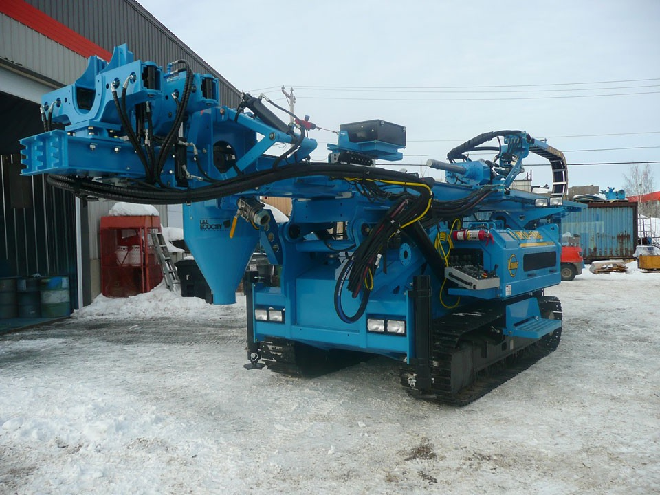 Reverse Circulation Drill Rig ET642